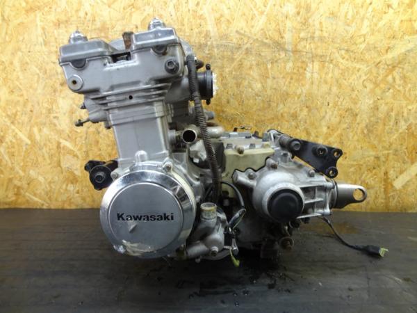 【151217】エリミネーター400(ZL400A)◆エンジン 初爆OK | 中古バイクパーツ通販・買取 ジャンクヤード鳥取 JunkYard