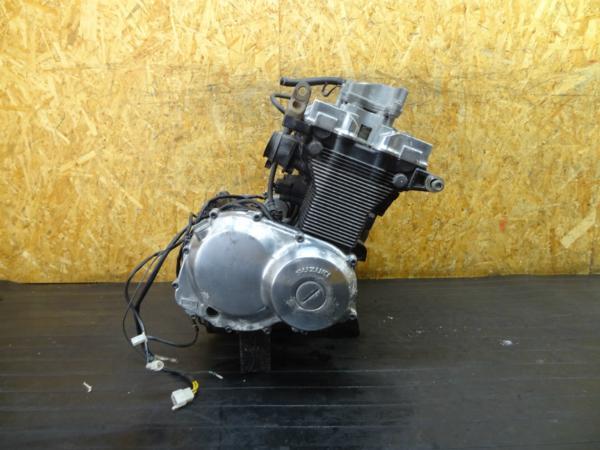 【160919】バンディット400(GK75A)◆エンジン 部品取り? セル付 | 中古バイクパーツ通販・買取 ジャンクヤード鳥取 JunkYard