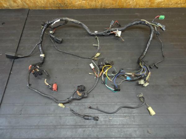 【161201】ZRX400(ZR400E)◆メインハーネス リレー スイッチ | 中古バイクパーツ通販・買取 ジャンクヤード鳥取 JunkYard