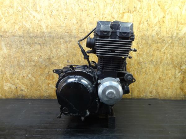 【161201】ZRX400(ZR400E)◆エンジン 始動確認済 セル付 難有 | 中古バイクパーツ通販・買取 ジャンクヤード鳥取 JunkYard