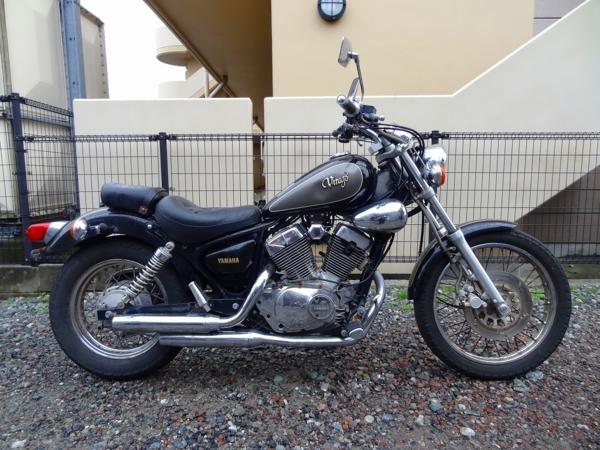 ビラーゴ250(3DM)☆クランキングOK 後期型メッキエンジン 書付 | 中古バイクパーツ通販・買取 ジャンクヤード鳥取 JunkYard