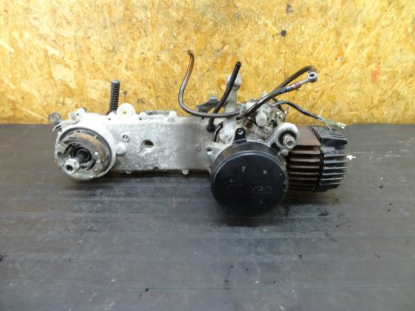 【161115】QR50(AE01)◆エンジン キックジェネレーター部品取り?   中古バイクパーツ通販・買取 ジャンクヤード鳥取 JunkYard