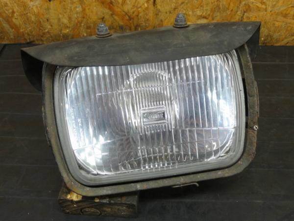 【170711】ZRX1100(ZRT10C-028)◇ヘッドライト レンズ | 中古バイクパーツ通販・買取 ジャンクヤード鳥取 JunkYard
