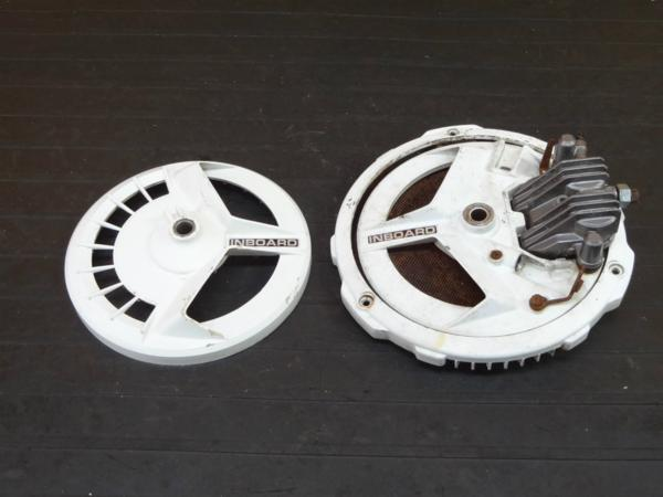【170712】VT250FG(MC15-1002)◆インボードブレーキキャリパー フロントホイールカバー ディスク 難有 | 中古バイクパーツ通販・買取 ジャンクヤード鳥取 JunkYard