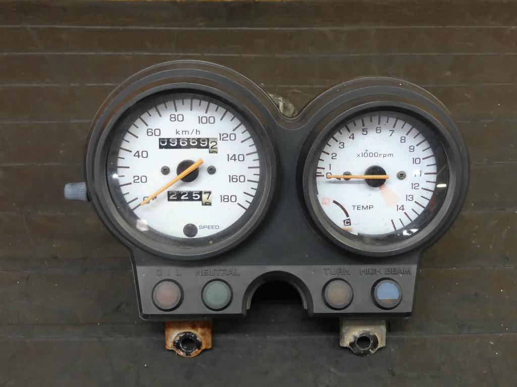 【170914.H】VT250スパーダ(MC20-1003)◇メーター スピード タコ インジケーター | 中古バイクパーツ通販・買取 ジャンクヤード鳥取 JunkYard