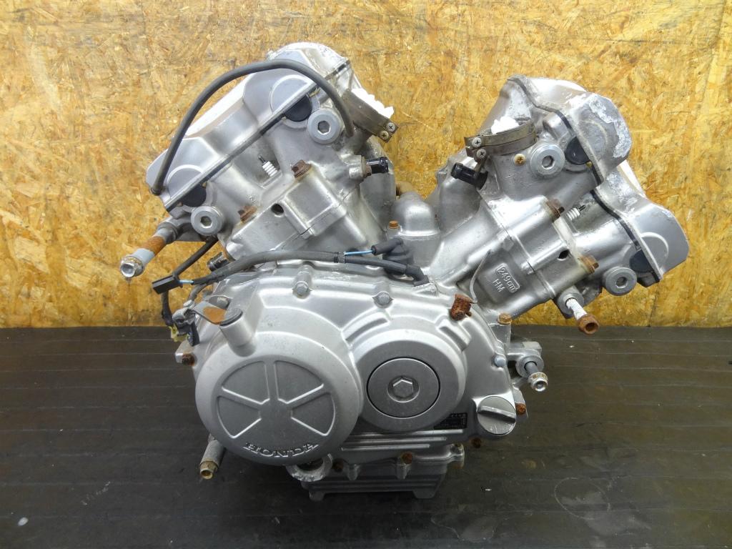 【170914.H】VT250スパーダ(MC20-1003)◇エンジン クランキングOK!! セルモーター付 | 中古バイクパーツ通販・買取 ジャンクヤード鳥取 JunkYard