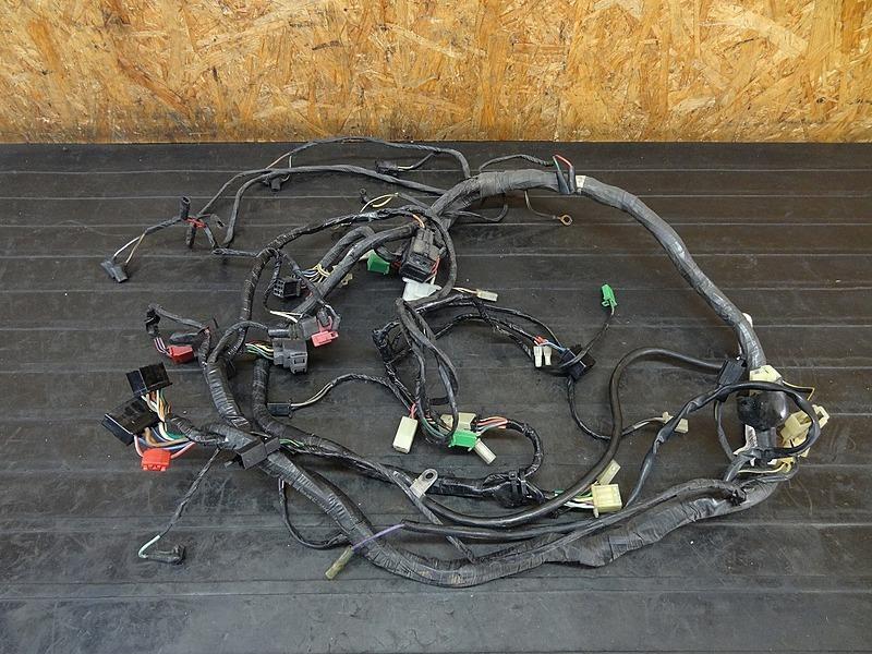 【181024.K】ZZ-R1100(ZXT10D)★ メインハーネス | 中古バイクパーツ通販・買取 ジャンクヤード鳥取 JunkYard