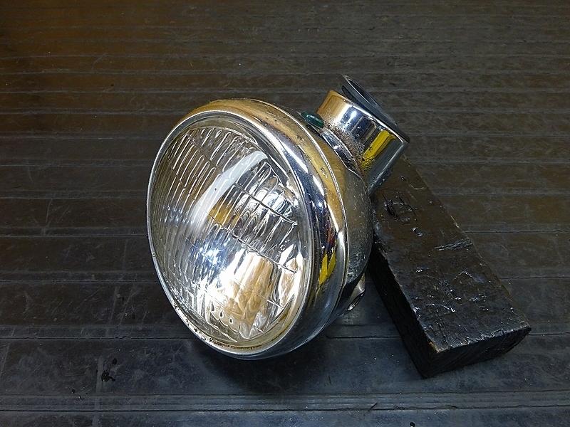 【181214.H】モンキー(Z50J-1364)● ヘッドライト レンズ ケース 【メッキモンキー リミテッド 6V | 中古バイクパーツ通販・買取 ジャンクヤード鳥取 JunkYard