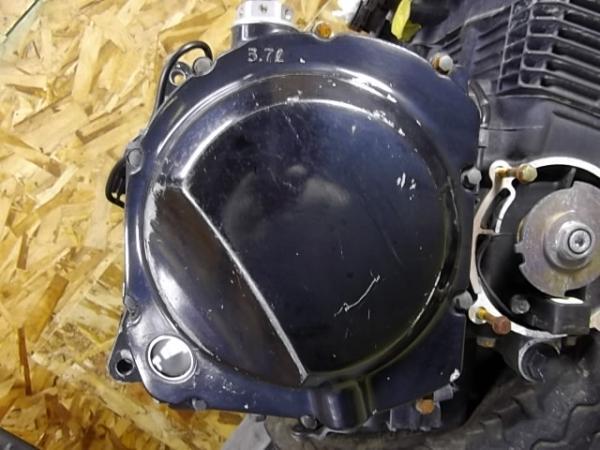 ZRX400(ZR400E-315)◎クラッチカバー エンジンカバー 右 | 中古バイクパーツ通販・買取 ジャンクヤード鳥取 JunkYard