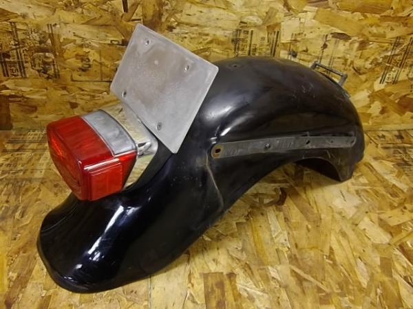 バルカン400クラシック(VN400A-020)◎純正リアフェンダー 黒 | 中古バイクパーツ通販・買取 ジャンクヤード鳥取 JunkYard