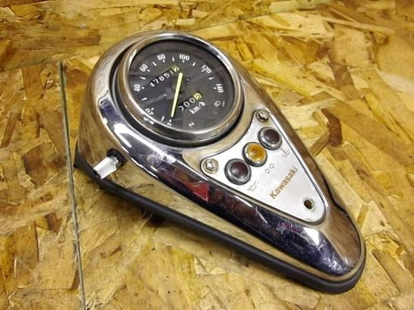 バルカン400クラシック(VN400A-020)◎純正スピードメーター | 中古バイクパーツ通販・買取 ジャンクヤード鳥取 JunkYard