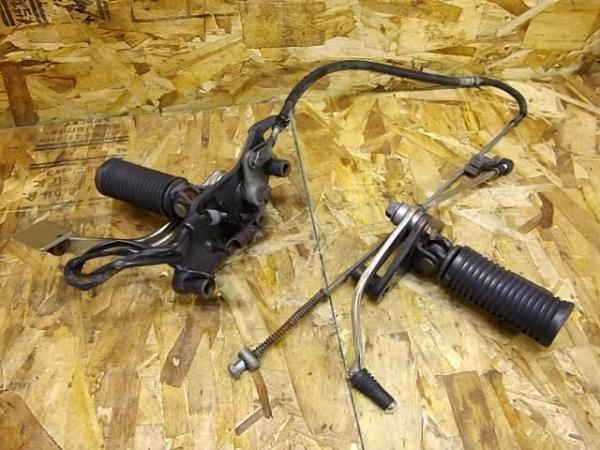 バルカン400クラシック(VN400A-020)◎メインステップ 左右 | 中古バイクパーツ通販・買取 ジャンクヤード鳥取 JunkYard