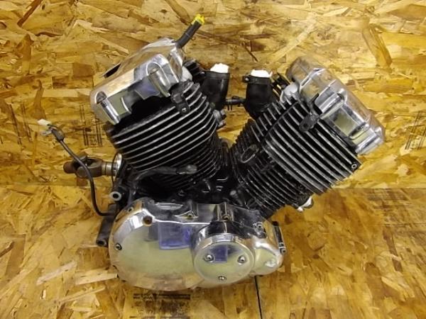 ドラッグスター400C(4TR-102)◎走行確認済み!!エンジン | 中古バイクパーツ通販・買取 ジャンクヤード鳥取 JunkYard