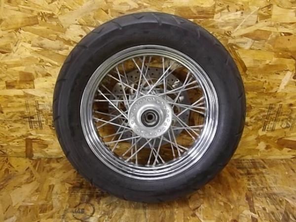 ドラッグスター400C(4TR-102)◎フロントホイール 16×3.00 | 中古バイクパーツ通販・買取 ジャンクヤード鳥取 JunkYard