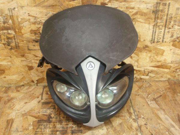 XR250モタード(MD30-1701)☆社外ヘッドライト マスク | 中古バイクパーツ通販・買取 ジャンクヤード鳥取 JunkYard