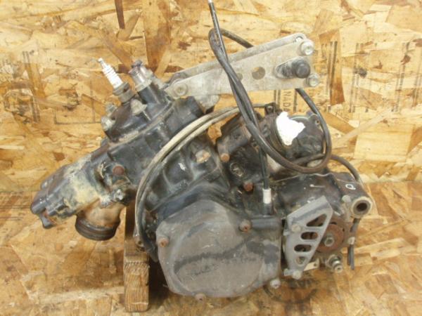 CR125(JE01-1700)☆エンジン クランキングOK ジャンク | 中古バイクパーツ通販・買取 ジャンクヤード鳥取 JunkYard