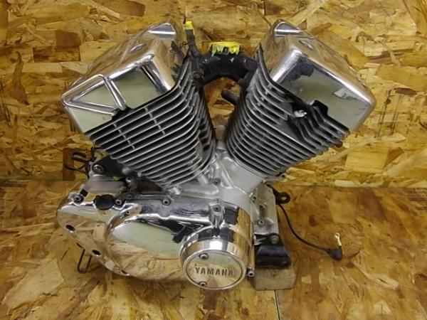 ビラーゴ250(3DM-094)◎後期型?メッキエンジン走行確認済み!! | 中古バイクパーツ通販・買取 ジャンクヤード鳥取 JunkYard