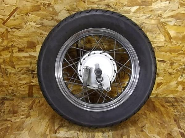 ビラーゴ250(3DM-094)◎リアホイール 15×2.75 ドラム付き | 中古バイクパーツ通販・買取 ジャンクヤード鳥取 JunkYard