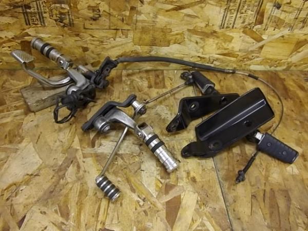 ビラーゴ250(3DM-094)◎メインステップ タンデムステップ 左右 | 中古バイクパーツ通販・買取 ジャンクヤード鳥取 JunkYard
