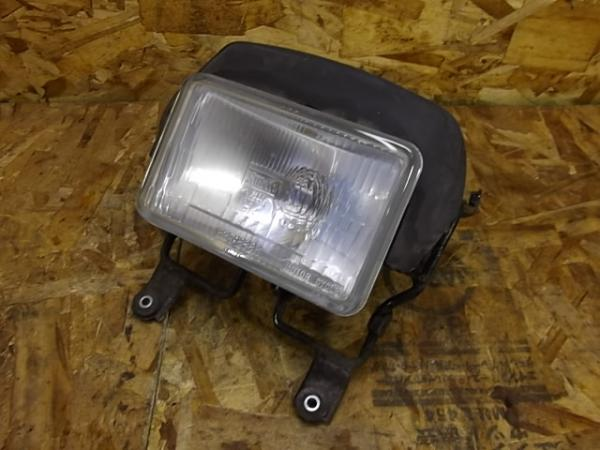 KLX250ES(LX250E-300)◎純正ヘッドライト ヘッドランプ レンズ | 中古バイクパーツ通販・買取 ジャンクヤード鳥取 JunkYard