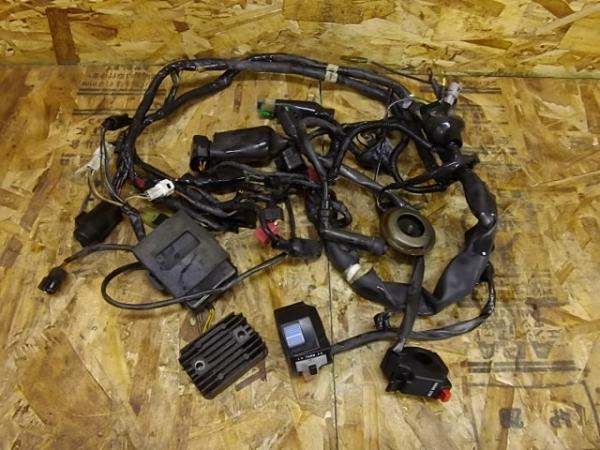KLX250ES(LX250E-300)◎CDI IGコイル レギュレター 電装系 | 中古バイクパーツ通販・買取 ジャンクヤード鳥取 JunkYard