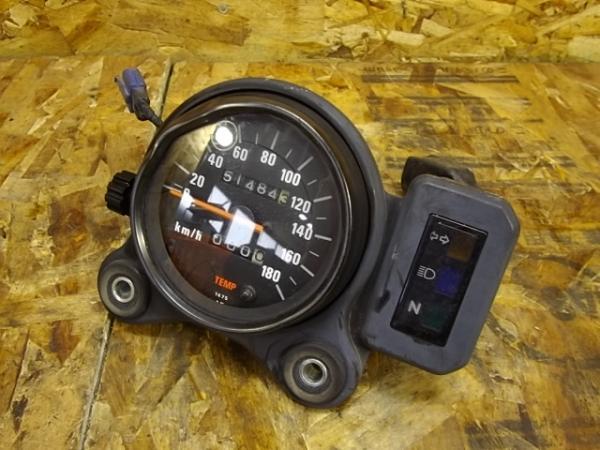 KLX250ES(LX250E-300)◎純正スピードメーター インジケーター | 中古バイクパーツ通販・買取 ジャンクヤード鳥取 JunkYard
