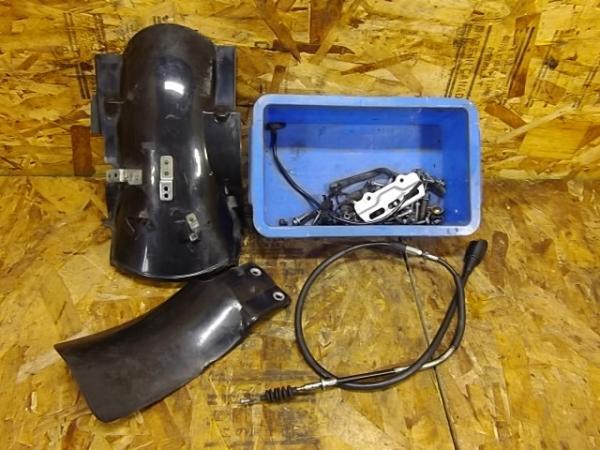 Dトラッカー(LX250E-A01)◎リアフェンダー マッドガードボルト | 中古バイクパーツ通販・買取 ジャンクヤード鳥取 JunkYard