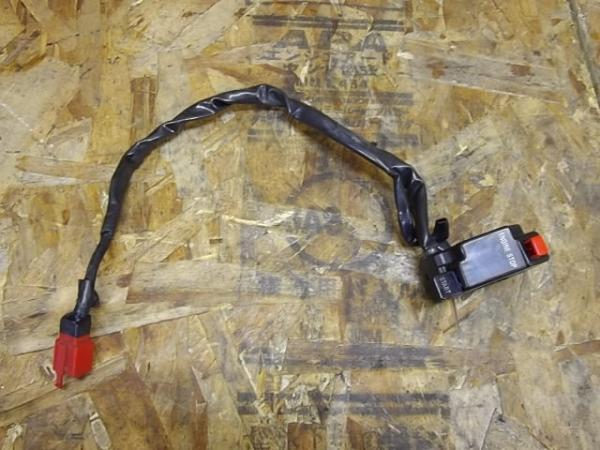 Dトラッカー(LX250E-A01)◎ハンドルスイッチ 右 セルスイッチ | 中古バイクパーツ通販・買取 ジャンクヤード鳥取 JunkYard