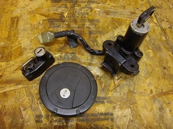 Dトラッカー(LX250E-A01)◎キーセット メインキー キャップ | 中古バイクパーツ通販・買取 ジャンクヤード鳥取 JunkYard