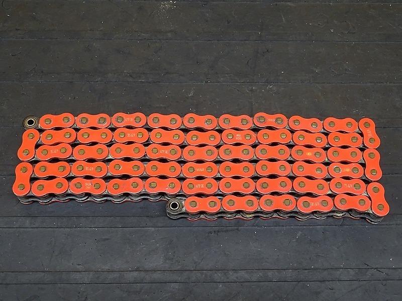 【200129】GSX1300R '06(GW71A)■ チェーン 112L 50X XW ヨシムラ YOSHIMURA 【'99-'07 ハヤブサ 隼 | 中古バイクパーツ通販・買取 ジャンクヤード鳥取 JunkYard