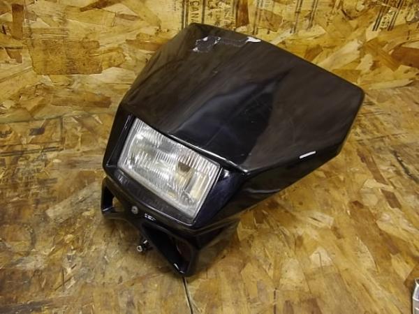 DR-Z400S(SK43A-100)◎ヘッドライト フロントカウル カバー | 中古バイクパーツ通販・買取 ジャンクヤード鳥取 JunkYard