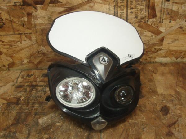 ☆社外汎用ライトカウル マスク ヘッドライト フロントマスク | 中古バイクパーツ通販・買取 ジャンクヤード鳥取 JunkYard
