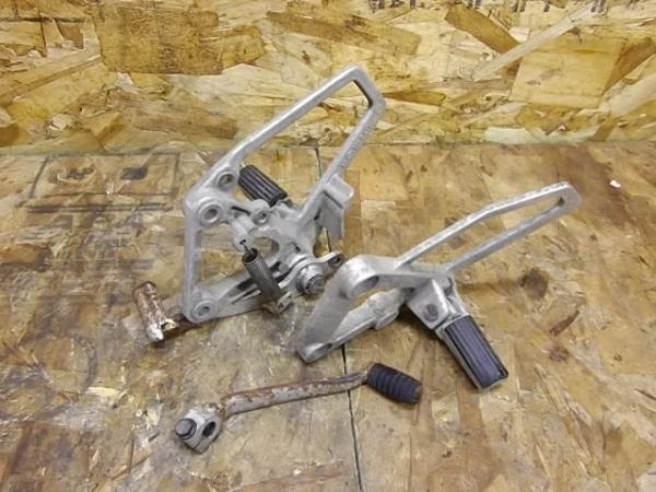 NSR50(AC10-1208)◎純正ステップ シフト リアブレーキペダル | 中古バイクパーツ通販・買取 ジャンクヤード鳥取 JunkYard