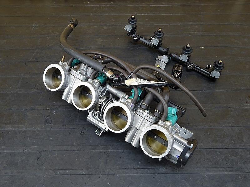 【200320】CBR1000RR(SC59-1200)■ スロットルボディー インジェクター | 中古バイクパーツ通販・買取 ジャンクヤード鳥取 JunkYard