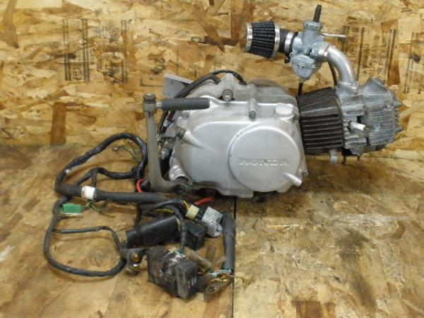 ベンリィCD90S(HA03-1507)◇実動エンジン CDI 社外キャブ | 中古バイクパーツ通販・買取 ジャンクヤード鳥取 JunkYard