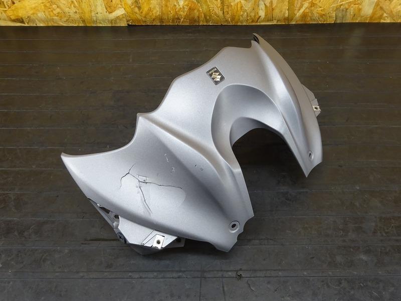 【200615】GSX-S1000 ABS '16■ 純正タンクカバー 【S1000F   中古バイクパーツ通販・買取 ジャンクヤード鳥取 JunkYard