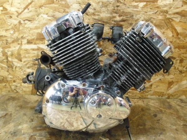 ドラッグスター400C(4TR-100)◇エンジン 始動確認OK | 中古バイクパーツ通販・買取 ジャンクヤード鳥取 JunkYard