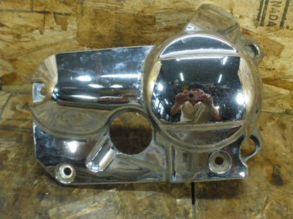 ドラッグスター400C(4TR-100)◇エンジンカバー 右 フレーム | 中古バイクパーツ通販・買取 ジャンクヤード鳥取 JunkYard