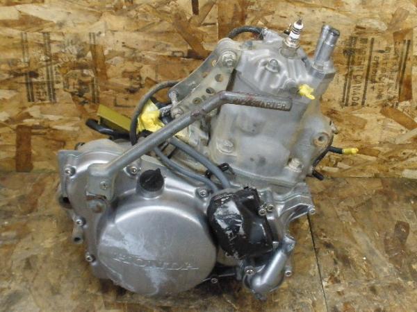 CRM250R(MD24-1404)◎実働エンジン 【動画付き | 中古バイクパーツ通販・買取 ジャンクヤード鳥取 JunkYard