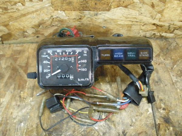 CRM250R(MD24-1404)◎純正スピードメーター インジケーター | 中古バイクパーツ通販・買取 ジャンクヤード鳥取 JunkYard