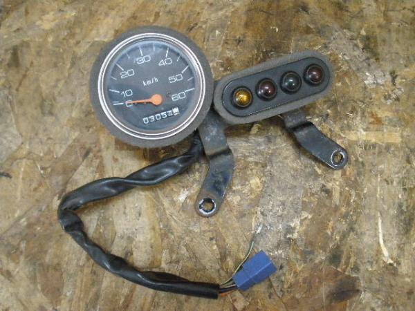 GAG50(LA41A-108)◇スピードメーター インジケータ― | 中古バイクパーツ通販・買取 ジャンクヤード鳥取 JunkYard