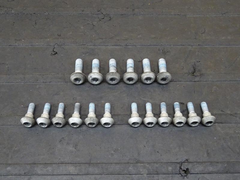 【200803】XJR1300C '15■ ブレーキディスクボルト前後セット フロントブレーキディスクボルト リアブレーキディスクボルト | 中古バイクパーツ通販・買取 ジャンクヤード鳥取 JunkYard