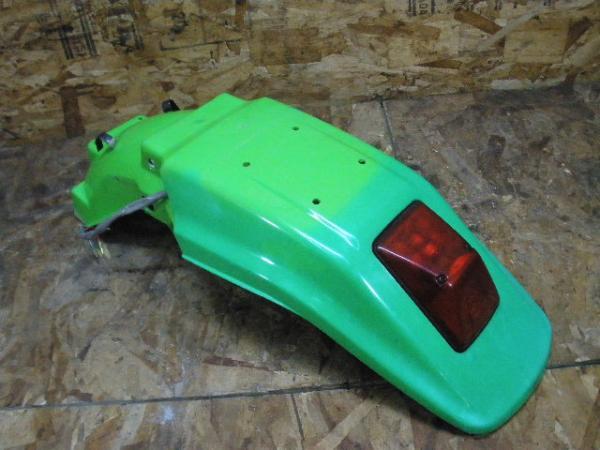 KDX250SR(DX250F-001)◇純正リアフェンダー テールランプ | 中古バイクパーツ通販・買取 ジャンクヤード鳥取 JunkYard