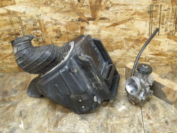 KDX250SR(DX250F-001)◇純正キャブレター キャブ | 中古バイクパーツ通販・買取 ジャンクヤード鳥取 JunkYard