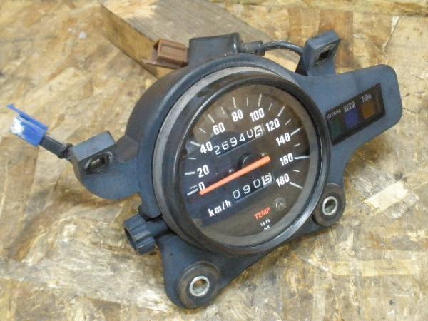 KDX250SR(DX250F-001)◇純正スピードメーター インジケータ― | 中古バイクパーツ通販・買取 ジャンクヤード鳥取 JunkYard