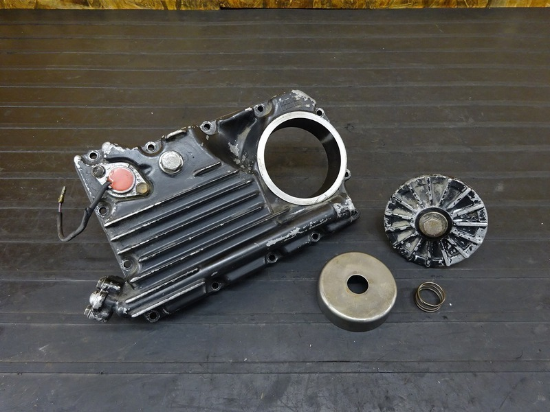 【201127】■ZX400AE オイルパン GPZ400?? GPZ400F?? ゼファー400?? ※エンジンパーツ | 中古バイクパーツ通販・買取 ジャンクヤード鳥取 JunkYard