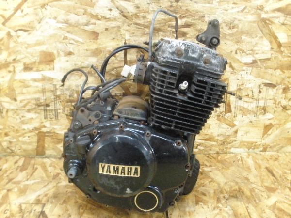 XS250SP(4A8-500)◎エンジン 始動確認済み!!セル付 難有   中古バイクパーツ通販・買取 ジャンクヤード鳥取 JunkYard