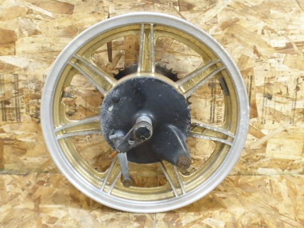 XS250SP(4A8-500)◎純正リアホイール 16×2.50 キャストホイール   中古バイクパーツ通販・買取 ジャンクヤード鳥取 JunkYard