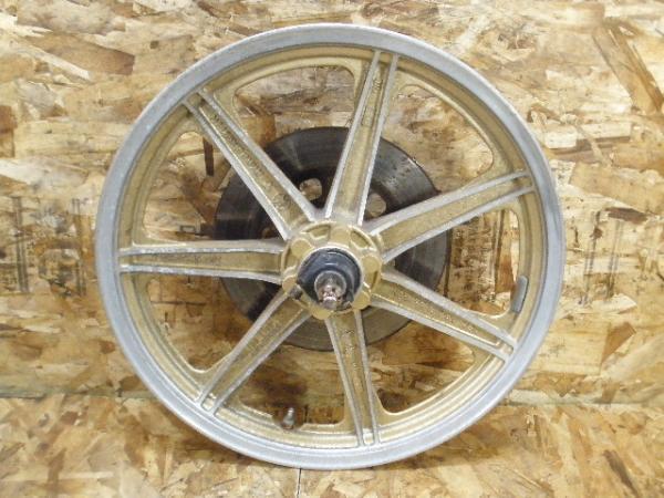 XS250SP(4A8-500)◎純正フロントホイール 18×1.85 キャスト | 中古バイクパーツ通販・買取 ジャンクヤード鳥取 JunkYard