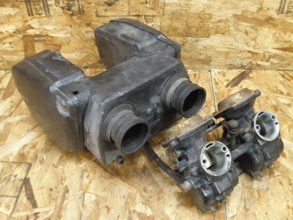 XS250SP(4A8-500)◎純正キャブレター キャブ エアクリ | 中古バイクパーツ通販・買取 ジャンクヤード鳥取 JunkYard